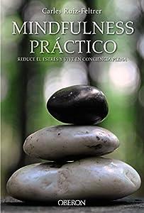 reduce el estrés: Mindfulness práctico. Reduce el estrés y vive en conciencia plena (Libros Singul...
