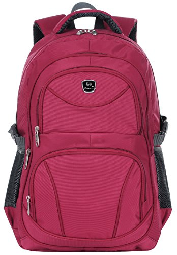 Taikes Loop Backpack Red12