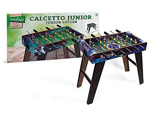 CALCETTO balilla junior 69x36.5x65cm GIOCATTOLO GIOCO IDEA REGALO #AG17