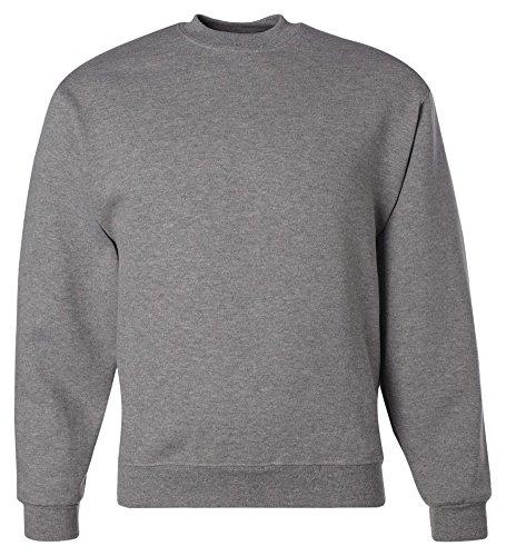 Jerzees Herren Sweatshirt Oxford (45/55) - Jerzees Sweatshirt Winter
