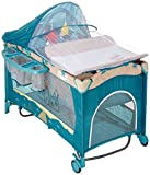 Milly Mally 1957Voyage Mirage Deluxe de lit pour enfant Bleu