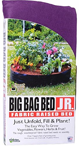 Smart Pots Big Bag Bett Stoff Hochbeet