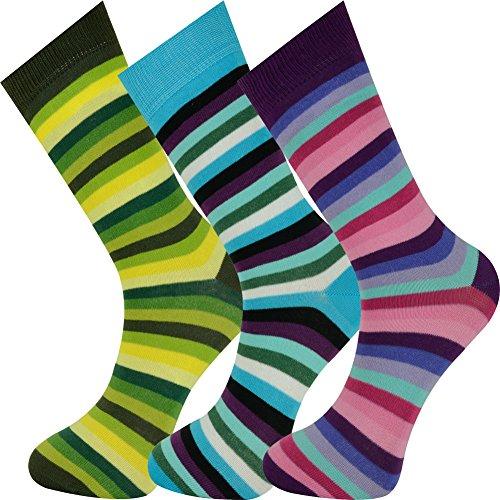 Mysocks Men and Women Plain Colour Socks Finest Combed Cotton