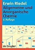 Allgemeine und Anorganische Chemie (De Gruyter Lehrbuch)