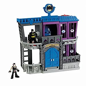 FP Imaginext SF Gotham Jail