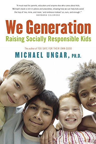 We Generation: Raising Socially Responsible Kids PDF Books