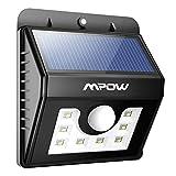 Mpow® Bewegungsmelder mit 8 LED-Leuchten