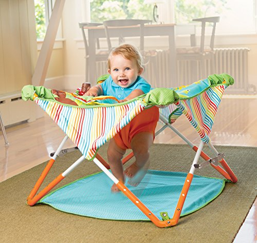 Summer Infant 13416 Pop n' Jump Kindersitz, mehrfarbig - 3