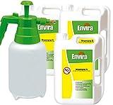 ENVIRA Wespenschutz 3x2Ltr + 2Ltr Drucksprüher