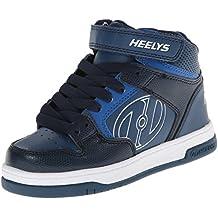 Heelys Fly Zapatos Con Ruedas 2.0 - 36, Azul/azul/blanco