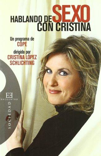 Hablando de sexo con Cristina (Ensayo)