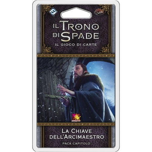 The Game of Thrones Lcg 2nd Ed.–The Key Of arcimaestro