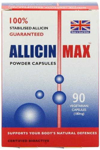 SGK Allicin max 90 veg Kappen - Max 90 Kapseln
