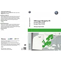 VW RNS 310Navi Update tarjeta SD V10Europa Occidental