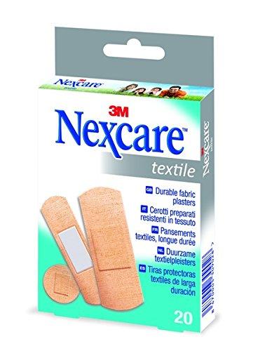 Nexcare N0420AS Textile Pflaster 20 Stück