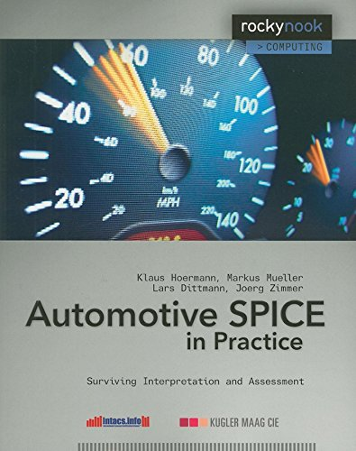 Automotive SPICE in Practice: Surviving Implementation and Assessment (Rockynook Computing) (English Edition)