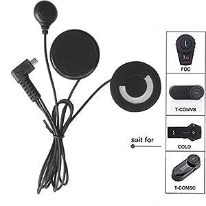 FreedConn Micrófono Auricular Cable Suave