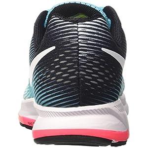 Nike Air Zoom Structure 21 W Gunsmoke Rosas Mujer Ofertas