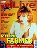 NRJ LIVE N? 3 du 01-01-2001 MYLENE FARMER - LENNY KRAVITZ - MADONNA - BRUCE WILLIS DANS INCASSABLE - MOBY - SAVAGE GARDEN - CALOGERO - SAMANTHA - MUMBA - FLORENT PAGNY - R. KELLY - DISIZ LA PESTE - RAPHAEL - EMINEM - ERYKAH BADU - VANESSA - DAO