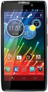 Motorola RAZR HD Smartphone (11,9 cm (4,7 Zoll) AMOLED, Dual-Core, 1,5GHz, 1GB RAM, 8 Megapixel Kamera, Android 4.0) schwarz