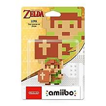 Amiibo Link 8-Bit Style