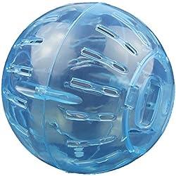 TOOGOO 1pz Juguete bola de ejercicio de jugar Rata Gerbillinae Jogging Raton Roedor Mascota