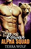Rowan: A Military Shifter Secret Baby Romance (Alpha Squad Book 2)