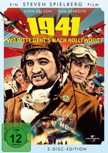 Bild von 1941 - Wo bitte geht's nach Hollywood? [Special Edition] [2 DVDs]