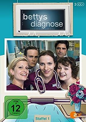 Betty Diagnose (Staffel 1) [3 DVDs]