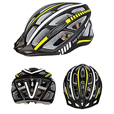 230g Ultra Light Weight - Specialized Bike Helmet, Adjustable Sport Cycling Helmet Bike Bicycle Helmets For Road & Mountain Biking,Motorcycle For Adult Men & Women,Youth - Racing,Safety Protection by Zidz