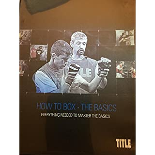 Title Boxing How To Box The Basics DVD #8 Everything Needed To Master The Basics Russ Anber