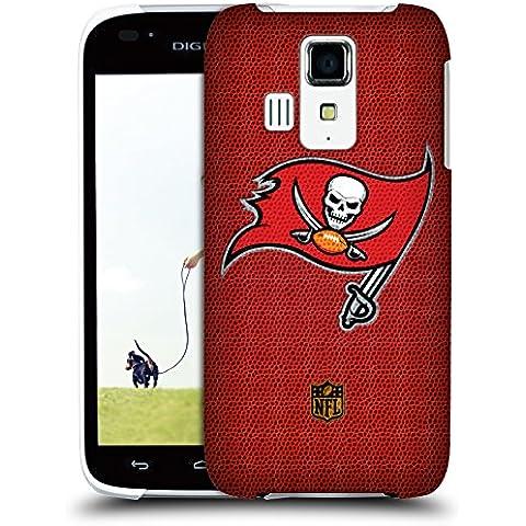Official NFL Football Tampa Bay Buccaneers Logo Hard Back Case for Kyocera Digno T 302KC TD-LTE