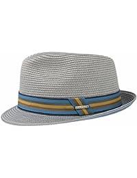 61f630ee384 Amazon.co.uk  buyhats-eu - Fedoras   Trilby Hats   Hats   Caps  Clothing