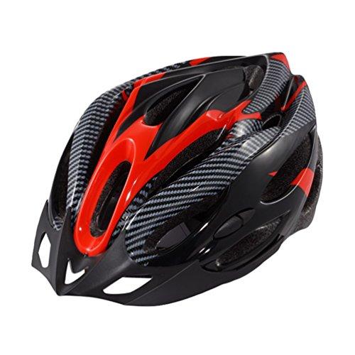 Dooxi Frauen Männer Draussen Sport Sicherheit Mountainbike Helme Professionellem MTB Fahrradhelm 54-60cm