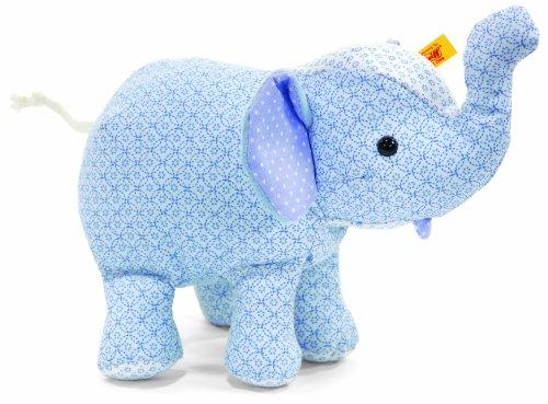 Steiff 235818 - Trampili Elefant 20 cm, hellblau