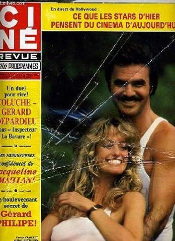 Inspecteur La Bavure - Cine revue - tele-programmes - 60e annee