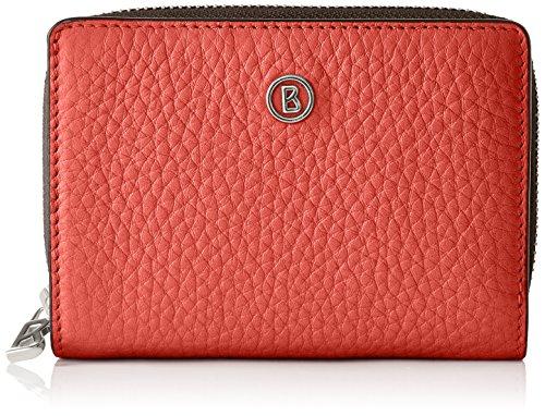 bogner-suma-porte-monnaie-femme-rouge-rouge-flamme-taille-unique