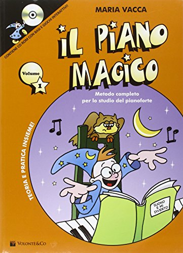 Il piano magico. Con CD Audio: 1