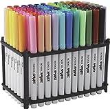 Best School Smart Color Markers - School Smart Non-Toxic Art Markers, Supertips, 100 Unique Review