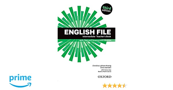 English file third edition intermediate teachers book with test english file third edition intermediate teachers book with test and assessment cd rom amazon 9780194597173 books fandeluxe Gallery
