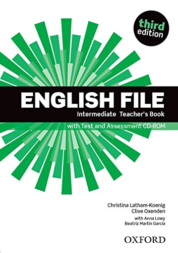 English File third edition: English File Intermediate Teacher's Book &test CD Pack 3rd Edition - 9780194597173 por Clive Oxenden