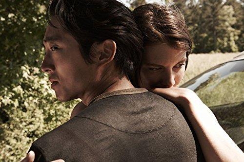 The Walking Dead Season 5 (36x24 inch / 90x60 cm) Silk Print Poster Seide Plakat - Silk Printing - A8AC5A (24x36 Dead-poster Walking)