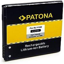 PATONA Bateria BL11100 para HTC Desire T327w T328d T328e T328t T329d U V VC VT X XC Proto T327d T327t