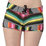 Bench Damen Badeshorts Boardshorts Adore Piece Out mehrfarbig (Flame) Medium
