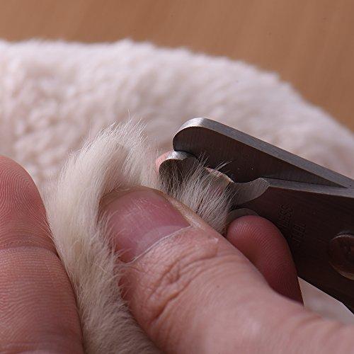 Hunde/Katze Krallenschere Krallenzange Nagelschere LianLe (S) - 5