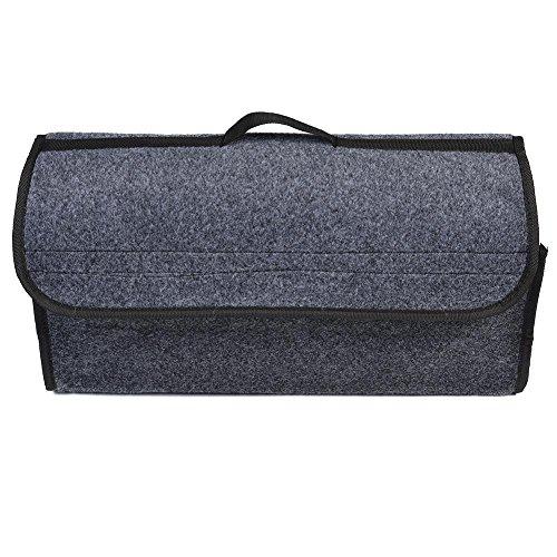 Preisvergleich Produktbild Cliff.l Klettverschluss Autos Aufbewahrungsbox Tasche Für Fahrzeuge Nadelfilz Aufbewahrungstasche Autos Kofferraum Aufbewahrungsbox