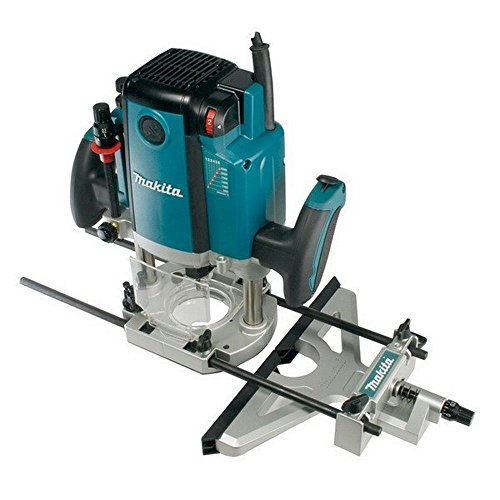 MAKITA RP2300FCX - FRESADORA ELECTRONICA DE SUPERFICIE 2300W 9000-22000 RPM PINZA 12 MM 6 1 KG