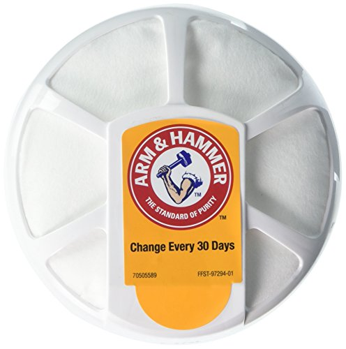 Arm & Hammer Kühlschrank-Luftfilter für Kühlschrank/Frischhaltefilter, 11,4 g -
