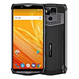 Wokee Ulefone Power 5 Octa Core CPU Smartphone, 6.0 Zoll HD Display, 6GB Speicher, 8MP Kamera, Micro-SD-Kartenslot, Eins