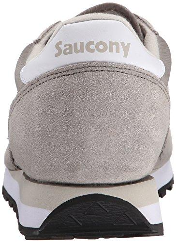 Saucony Jazz Original S2044-355, Chaussures de Tennis Homme Gris (Gris Claro)